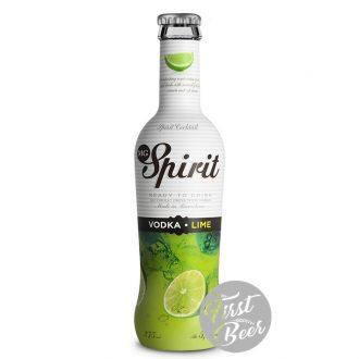 Rượu Trái Cây MG Spirit Vodka Lime 5,5% – Chai 275ml – Thùng 24 Chai