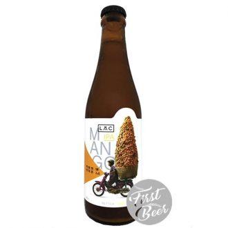 Bia thủ công Lạc Mango 6,1% - Chai 330ml - Thùng 24 chai