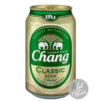 Bia Chang 5% – Lon 330ml – Thùng 24 Lon