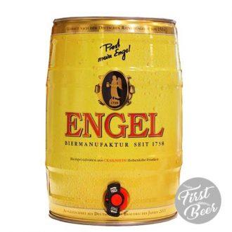 Bia Engel Premium Pils 5,4% – Bom 5 Lít – Thùng 4 Bom