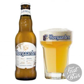 Bia Hoegaarden White (Bỉ) 4,9% – Chai 330ml – Thùng 24 Chai
