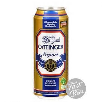 Bia Oettinger Vàng 5,4% – Lon 500ml – Thùng 24 Lon