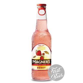 Bia Magners Cider hương dâu 4.5% – Chai 330ml – Thùng 24 Chai