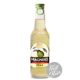 Bia Magners Cider hương lê 4,5% – Chai 330ml – Thùng 24 Chai