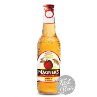 Bia Magners Cider hương táo 4.5% – Chai 330ml – Thùng 24 Chai