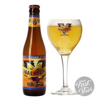 Bia Malheur 10 10% – Chai 330ml – Thùng 24 Chai