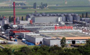 nhà máy bia kronenbourg