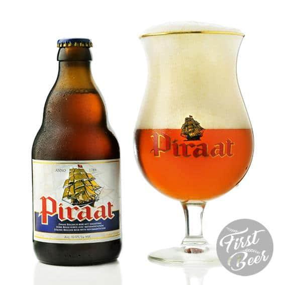 Bia Piraat 10,5% – Chai 330ml – Thùng 24 Chai