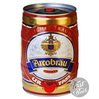 Bia Arcobrau Urfass Premium 5.2% – Bom 5 Lit