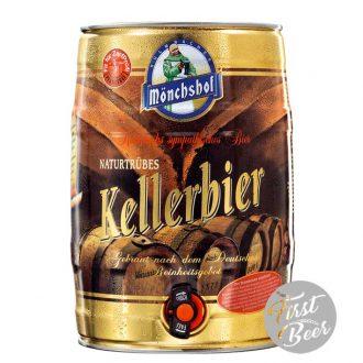 Bia Monchshof Kellerbier 5.4% – Bom 5 lit