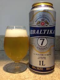 bia baltika 7