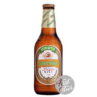 Bia Beerlao Lager 5% – Chai 330ml – Thùng 24 Chai