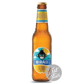 Bia Bira Blonde 4.5% – Chai 330ml – Thùng 24 Chai