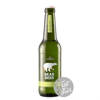 Bia Gấu Bear Beer Premium Lager 5% – Chai 330ml – Thùng 24 Chai