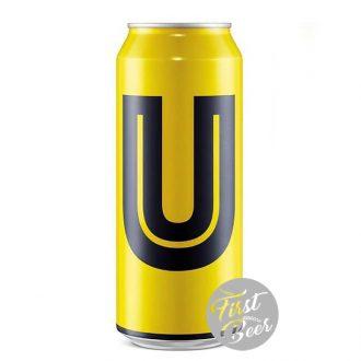 Bia U Beer 5% - Lon 500ml - Thùng 12 Lon