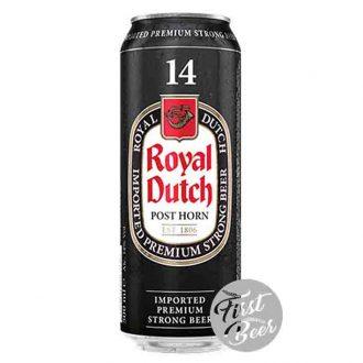 Bia Royal Dutch 14% – Lon 500ml – Thùng 24 Lon