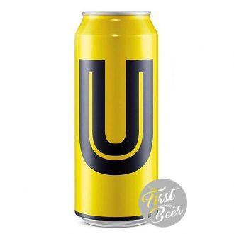 Bia U Beer 5% – Lon 500ml – Thùng 12 Lon