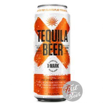 Bia X – Mark Tequila Beer 5.9% – Lon 500ml – Thùng 12 Lon