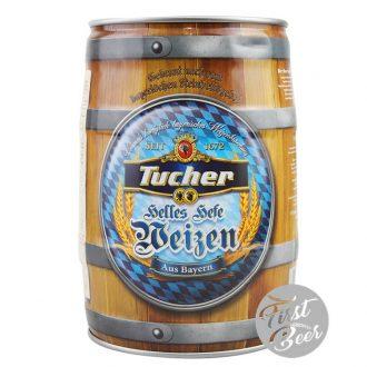 Bia Tucher Helles Hefe Weizen 5.2% – Bom 5 lit