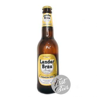 Bia Landerbrau Premium 4.9% – Chai 330ml - Thùng 24 Chai