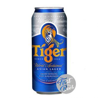 Bia Tiger (Nhập khẩu Hà Lan) 5% - Lon 500ml - Thùng 24 Lon