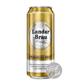 Bia Landerbrau Premium 4.9% – Lon 500ml - Thùng 24 Lon