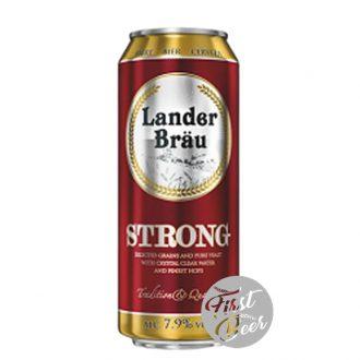 Bia Landerbrau Strong 7.9% – Lon 500ml – Thùng 12 Lon
