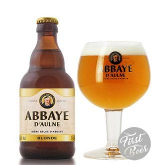 Bia Abbaye Blond 6.0% - Chai 330ml - Thùng 24 Chai