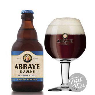 Bia Abbaye Cuvee Royale 9.0% - Chai 330ml - Thùng 24 Chai