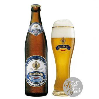 bia arcobrau weissebier hell