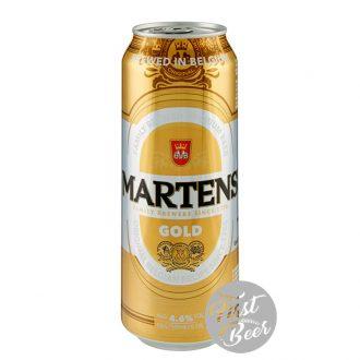 Bia Martens Gold 6.5% – Lon 500ml – Thùng 24 Lon