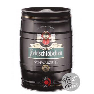 Bia Feldschloesschen Black 5.0% – Bom 5l